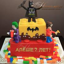 Торт бэтмен № 728 Д