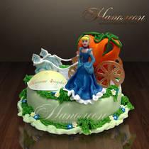 Торт Золушка № 054 Д