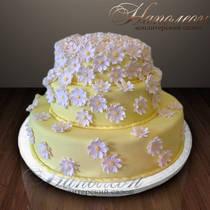 Свадебный торт № 110 С