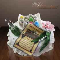 Торт на Пасху № 003 Р
