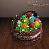 Пасхальный торт № 004 Р