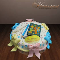 Торт на 1 сентября № 065 Д