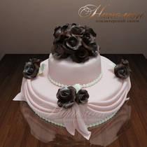 Свадебный торт № 047 С