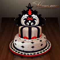 VIP торт № 001 ВИП
