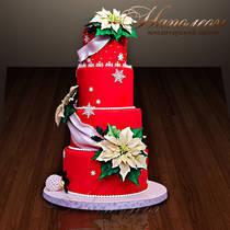 VIP торт № 004 ВИП