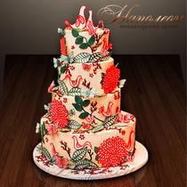 VIP торт № 006 ВИП