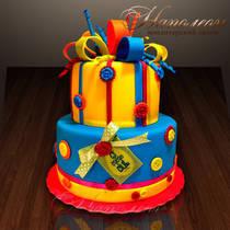 VIP торт № 007 ВИП