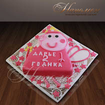 Торт Свинка Пеппе № 098 Д