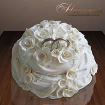 Свадебный торт № 083 С