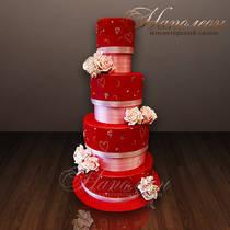 Свадебный торт № 107 С