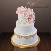 Свадебный торт № 009 С