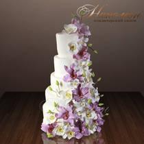 Свадебный торт № 010 С