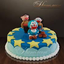 Детский торт № 131 Д