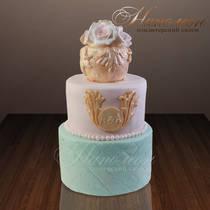Свадебный торт № 019 С