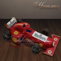 "Детский торт ""Машина формула F1!"" № 009 Д"