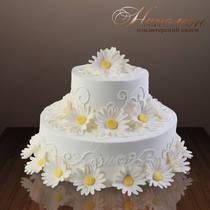 Свадебный торт № 029 С
