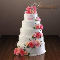 Свадебный торт № 030 С