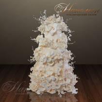 Свадебный торт № 039 С