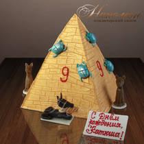 """Торт """"Пирамида"""" № 005 ор"""