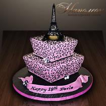 Vip торт № 024 Вип
