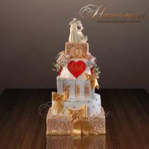 Свадебный торт № 109 С