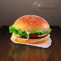 """Торт """"Гамбургер"""" № 010 ор"""