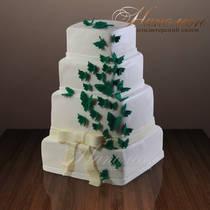 Свадебный торт № 123 С