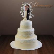 Свадебный торт № 130 С
