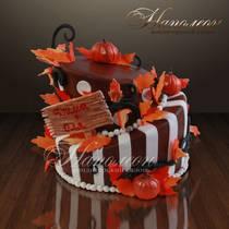 Свадебный торт № 131 С