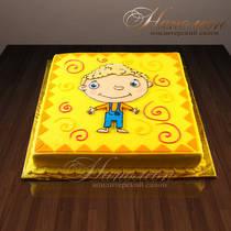 Детский торт № 166 Д