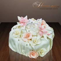 Свадебный торт № 043 С