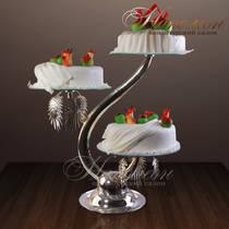 Свадебный торт № 139 С