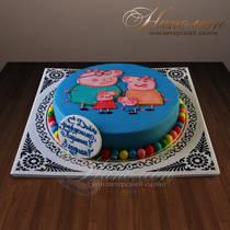 Детский торт № 188 Д