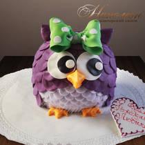 Детский торт Совушка № 190 Д