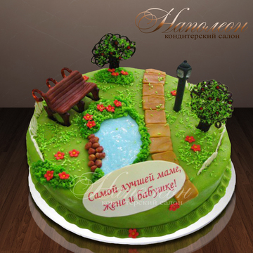 Торты рецепты с фото на дни рождения юбилеи