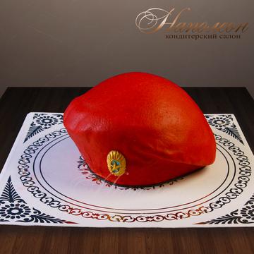 Фото торта к 23 февраля