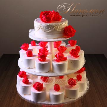 Свадебный торт с ценами и фото тольятти
