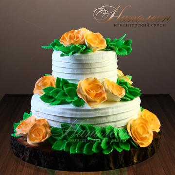 Рецепты тортов трехярусные с фото