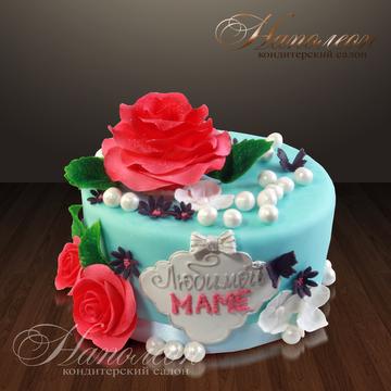 Фото торт жене на юбилей